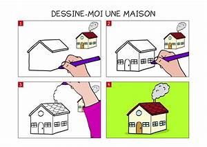 dessiner une maison maison moderne With apprendre a dessiner une maison