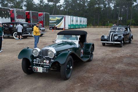Jaguar SS100 Roadster - Entrant: Jaime & Ceci Muldoon ...