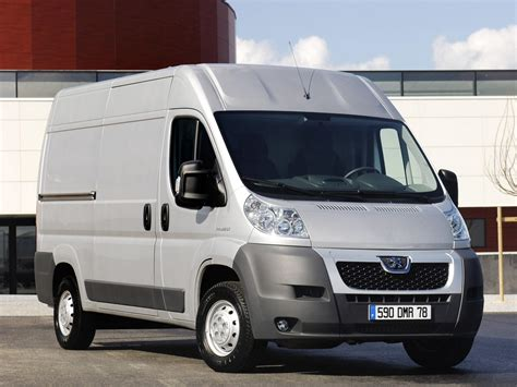 Peugeot Boxer Van 2 2 Hdi 120 Hp Dane Techniczne