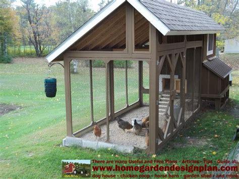 layout   chicken  op chicken coop plans