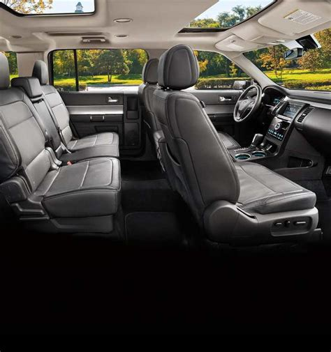 ford flex full size suv features fordcom
