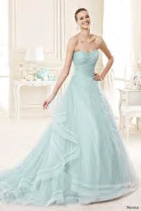 wedding dresses in color 2015 wedding dresses wedding inspirasi