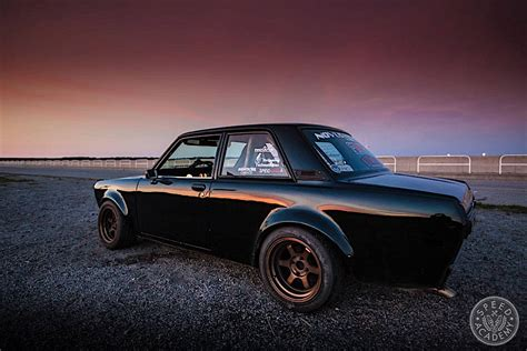 Datsun 510 Build how to build a datsun 510 a lot engine swaps custom