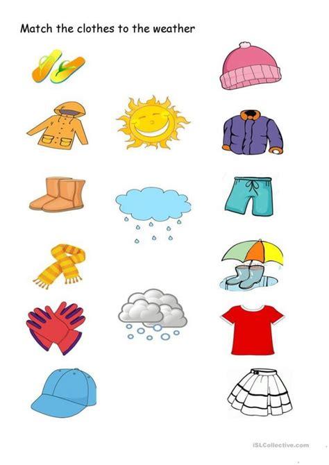 wear weather worksheet worksheets worksheets