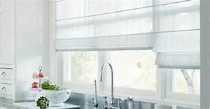 Fenster Gardinen Küche : dekorative fenstergestaltung leicht gardinen rollos wei raffrollo pinterest gardinen ~ Yasmunasinghe.com Haus und Dekorationen