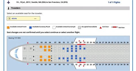 airways reservation siege avis du vol united airlines seattle san francisco en