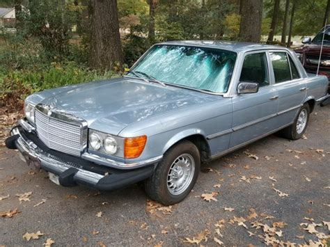 Since owning the van for a little more than 3 months and 3,000 miles. 1980 Mercedes Benz 300SD Turbo Diesel for sale - Mercedes-Benz 300-Series 1980 for sale in ...