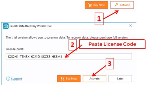 easeus data recovery wizard licence code new the best