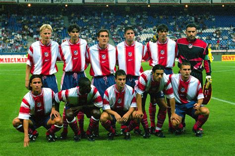 Bienvenido a nuestro instagram oficial |welcome to our official instagram. What Became Of The Relegated Atletico Madrid Team Of 2000?