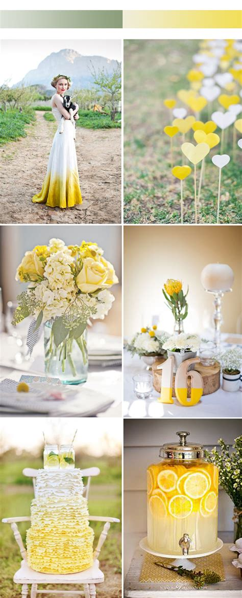 Unique Ombre Wedding Color Ideas for 2017 Spring Stylish