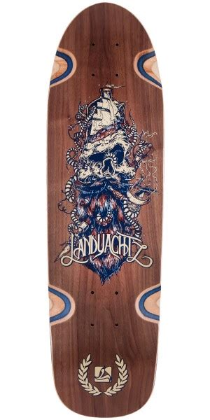 Landyachtz Dinghy Sea Captain Longboard Deck 2015
