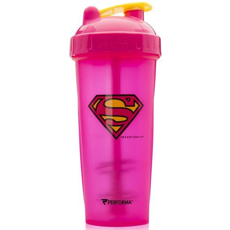Dc Heroes Shaker Cup From The Performa Dc Comics Collection