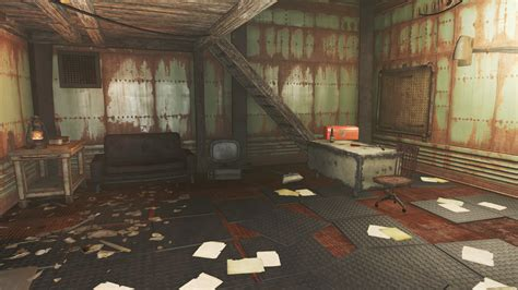 Fallout 4 Home Plate Interior : Fandom Powered By Wikia