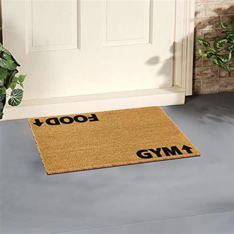 Unique Outdoor Doormats by Ckb Ltd Food Novelty Doormat Unique Doormats Front