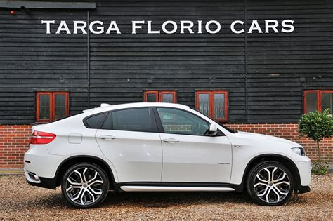 Bmw X6 Xdrive 35d Automatic For Sale In Alpine White