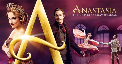 anastasia   broadway musical official site