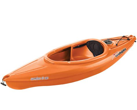 Sun Dolphin Paddle Boat Manual by Sun Dolphin Aruba 8 Ft 1 Person Sit In Kayak In