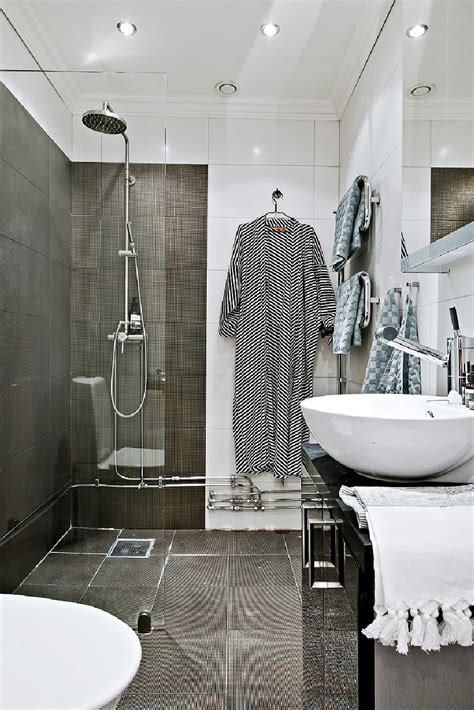 room apartment  spacious   scandinavian design