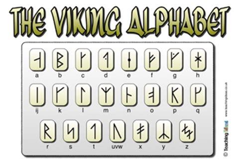 Viking Writing Template - Costumepartyrun