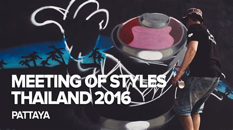 R Thailand Style by Meeting Of Styles Thailand 2016 Pattaya
