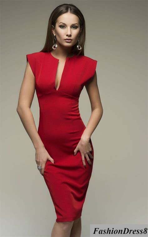 Red Dresses for Women to Enhance Your Positive Features - cottageartcreations.com