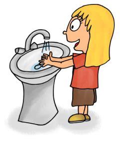 se laver les mains apres les toilettes dessin se laver les mains le de mysticlolly
