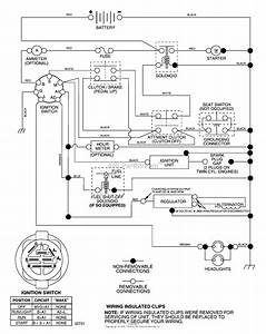 Lawn Tractors Wiring Diagram For Electrolux