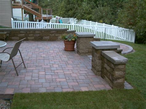 pavers installation guide by decorative landscapes