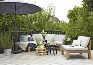 Indret din egen personlige lounge p terrassen for Terrasse lounge