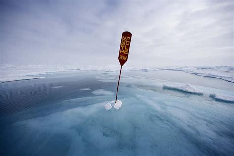 north pole   slowly moving  london