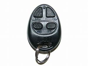 Karr 4 Button Remote Oxc743301 Pf743301 Red Led
