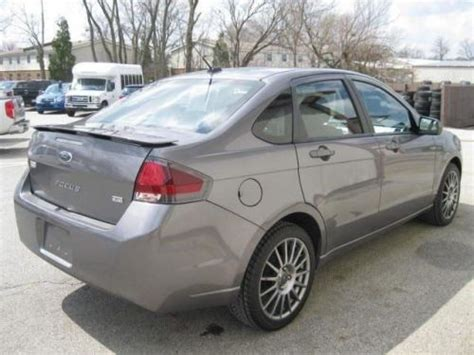 2011 Ford Focus Ses by Purchase Used 2011 Ford Focus Ses In 1506 18th St