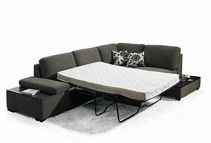 Sofa sectional bed vg015 sofa beds for Sectional sofa come bed