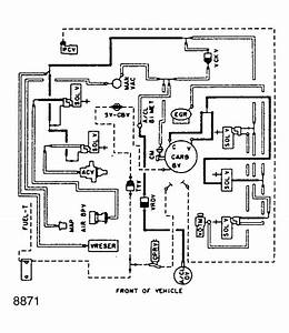 1981 F250 Vacuum Diagram  Where Can I Get The Vacuum