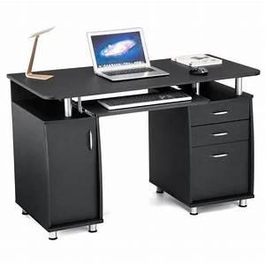 Meuble Bureau Ordinateur : bureau meuble d 39 ordinateur achat vente bureau meuble d ~ Nature-et-papiers.com Idées de Décoration