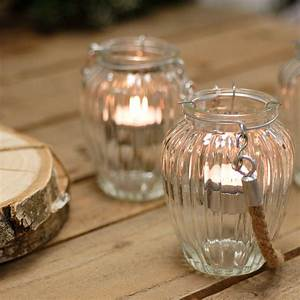 Glass, Lantern, Rope, Handled, Candle, Holder, By, The, Luxe, Co