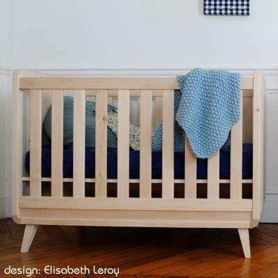 chambre bebe evolutif le lit bébé vogue de zinezoé