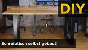 Schreibtisch Selbst Bauen : schreibtisch gaming tisch selbst bauen mein diy ~ A.2002-acura-tl-radio.info Haus und Dekorationen