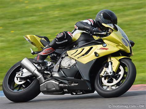 Bmw S1000rr Au Banc  Plus Puissante Que Prévu Moto