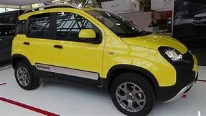 Fiat Panda City Cross Finitions Disponibles : 2018 fiat panda city cross 1 3 multijet 95 exterior and interior bologna motor show 2017 ~ Medecine-chirurgie-esthetiques.com Avis de Voitures