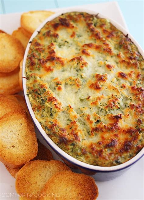 dips cuisine easy spinach dip recipe with cheese food