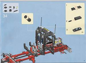 Tow Truck  Instructions For Lego Tow Truck