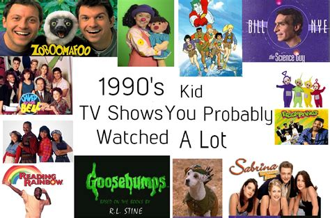 90 s kid tv shows that will make you feel nostalgic