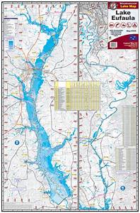 Reservoir 308 : lake eufaula walter f george reservoir 308 kingfisher maps inc ~ Gottalentnigeria.com Avis de Voitures