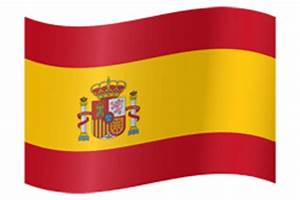 Spain flag emoji - country flags