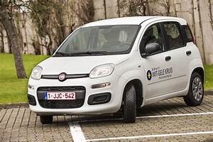 Fiat Panda Jaune : fiat va fournir 265 panda la croix jaune et blanche de flandre occidentale link2fleet for a ~ Gottalentnigeria.com Avis de Voitures