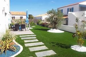 ensemble jardin moderne jardin autres perimetres With meubles pour petits espaces 16 plantations du jardin moderne jardin autres