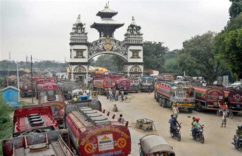 india resumes sending food fuel to shortage stricken