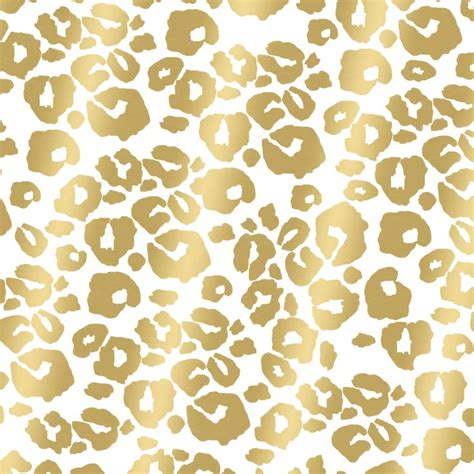 Gold Animal Print Wallpaper - free leopard print desktop available