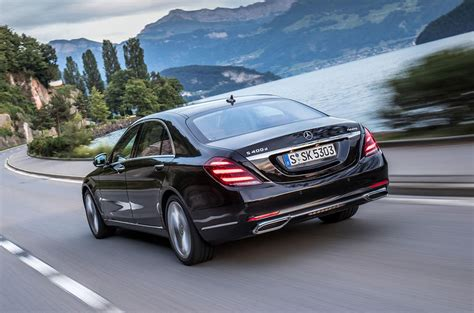 Mercedes-Benz S-Class S400d 4Matic review | Autocar
